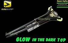 Avid Overnighter Yard Sticks Glow In The Dark Tops *Brand New*
