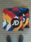 3 x JD sports drawstring plastic bags,