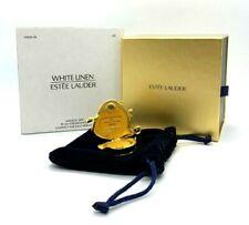 Estee Lauder White Linen Magical Leaf Solid Perfume ~ .5 oz/1.5g ~ BNIB