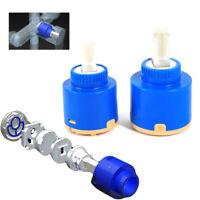 35mm/40mm Shower Water Mixer Tap Ceramic Disc Cartridge Inner Faucet Valve