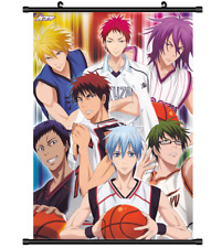 4044 Anime Kuroko no Basket Kiseki no Sedai wall Poster Scroll