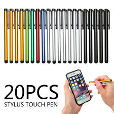 20x Capacitive Stylus Pens For Touch Screen Tablet iPad Cellphone Smartphone US