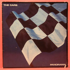 THE CARS PANORAMA LP 1980 NEW WAVE ORIGINAL PRESS GREAT COND! VG+/VG+!!B