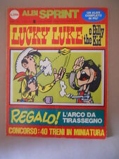 ALBI SPRINT n°2 1970 Lucky Luke e i Dalton [P47] Buono