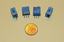 25x RFT Potenziometer 220K2 V6 665 original DDR Potentiometer Drehwiderstand