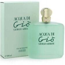 ACQUA DI GIO by Giorgio Armani for Women EDT Perfume spray 3.4 OZ SEALED IN BOX