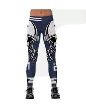 Women Fitness Leggings Dallas Cowboys Yoga Add Size To Checkout Notes S or M