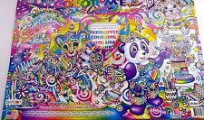 Lisa Frank ADULT/CHILD COLORING BOOK Over-sized NEW
