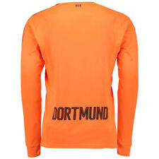 Maillot maillot gardien de football orange