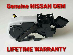 09 to 14 Nissan Maxima Door Lock Actuator LEFT FRONT LIFETIME WARRANTY $10 back