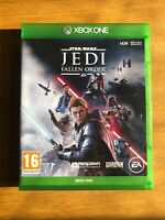 *EXCELLENT* STAR WARS JEDI FALLEN ORDER for XBOX ONE Free P&P