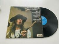 The World of John Mayall Vinyl Album Record Disc LP 1971