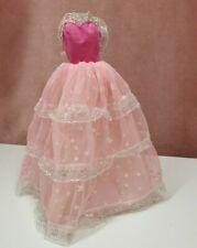 Doll dress ~ Barbie Fashionistas Powder Pink dress 1PCS #D-1910 NEW