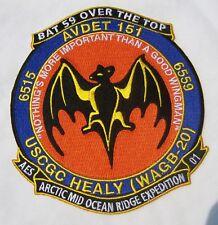 US CG APTCH - AVIATION DETACHMENT 151 USCGC HEALY