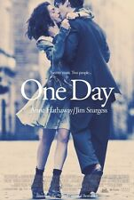 One Day movie poster - Anne Hathaway, Jim Sturgess: 11 x 17 inches