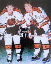Wayne Gretzky Signed NHL All Star Game 16X20 Photo JSA