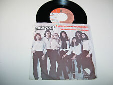 """Pussycat - If You Ever Come To Amsterdam * 7"""" vinyl 45 RPM HOLLAND 1977"""