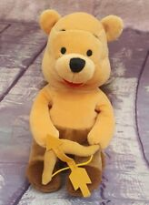 "Disney Store 8 "" Winnie The Pooh Bean Bag Plush Horoscope Sagittarius Centaur"