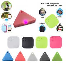 GPS Mini Nut Smart Tag Bluetooth Tracker Phone Wallet Luggage Key Finder Alarm