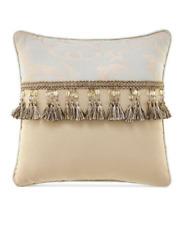 """Croscill Lorraine 16"""" Square Fashion Decorative Pillow,Multi,16""""x16"""""""