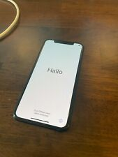 New listing Iphone X 256gb Space Gray Unlocked