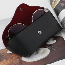 Durable PU Leather Glasses Case Vintage Sunglasses Eyeglasses Storage Holder Bag