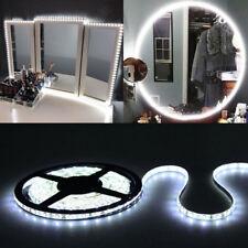 DIY Vanity Mirror Makeup Table LED Flexible Light Strip Vanity Mirror Lighted