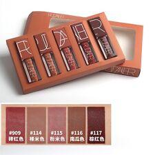 5pcs Pudaier Long Lasting Matte Liquid Lipstick Lip Pencil Lip Gloss Makeup New