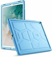 Poetic iPad Pro 12.9 2015 / 2017 Blue Soft Silicone Shockproof Cover Case