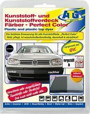 Kunststofffarbe Plastikfarbe färben und aufbereiten von Kunststoff/PVC SCHWARZ