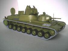Modelik 01/04 - Russischer Panzer T-100   1:25