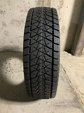 1 New 225 75 16 Bridgestone Blizzak Dm V2 Snow Tire