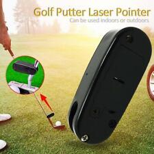 Golf Putter Laser Pointer Putting Training Aim Line Corrector Improve Aid Tools