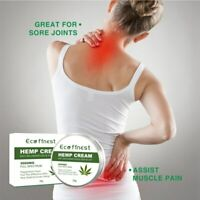 Natural 5000MG Hemp Extract Ointment Cream Anti-Inflammation Muscle Pain Relief