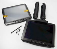 Two(2) Used Dt Research Dt312 Mobile Pos Tablet Pc *Powers Up Ok!*