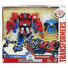 TRANSFORMERS ROBOTS IN DISGUISE ACTIVATOR COMBINER FORCE OPTIMUS PRIME FIGURE