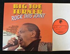 Big Joe Turner Rock This Joint CLEO 0019983 DUTCH PRESSING