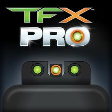 New TFX™ PRO Tritium/Fiber-Optic Day/Night Sights Glock 42, 43 Set  $20 REBATE!!