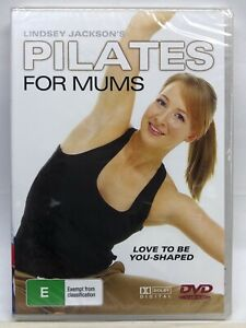 Pilates for Mums -  DVD - AusPost with Tracking