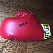 Muhammad Ali Signed Auto  Everlast Boxing Glove PSA DNA Full Letter COA!