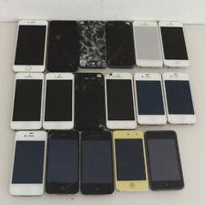 16x Apple iPhone 4 4S 5 6 iPod Posten defekt Sprung iCloud Sperre