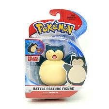 Pokemon Action Figure Boxed Tomy Toys Battle Feature Snorlax Perfect Gifts