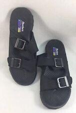 Skechers Size 8 Women's Sandals Black Outdoor Lifestyle