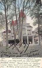 Summit New Jersey Beechwood Hotel Exterior Antique Postcard K27281