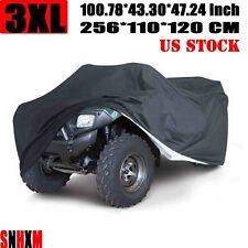 XXXL Waterproof ATV Quad Bike Cover For Honda Rancher 350 400 420 2x4 4x4 ES
