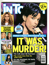 In Touch Magazine May 9 2016 Prince Beyonce EX 062916jhe