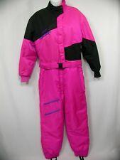 New listing Pink Arctic Cat 2-piece attachable Snowmobile Suit - Woman's L 1990 Arcticwear