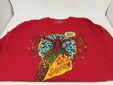 Deadpool Pico-Boo! Taco Surprise XXL Exclusive Loot Crate Red T-Shirt Brand NEW