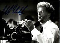 Dieter Wendel Film TV Autogrammkarte mit Unterschrift original signiert 4000 UH