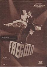 Filmheft -  FREGOLA - Marikka Röck, Rudolf Prack 1949